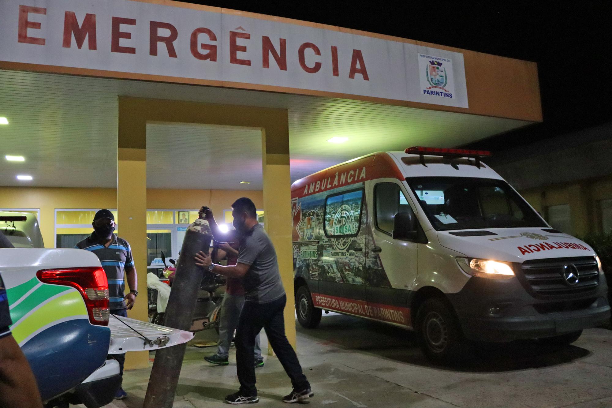 Caos na Pandemia: Interior do Amazonas registra mortes por falta de oxigênio