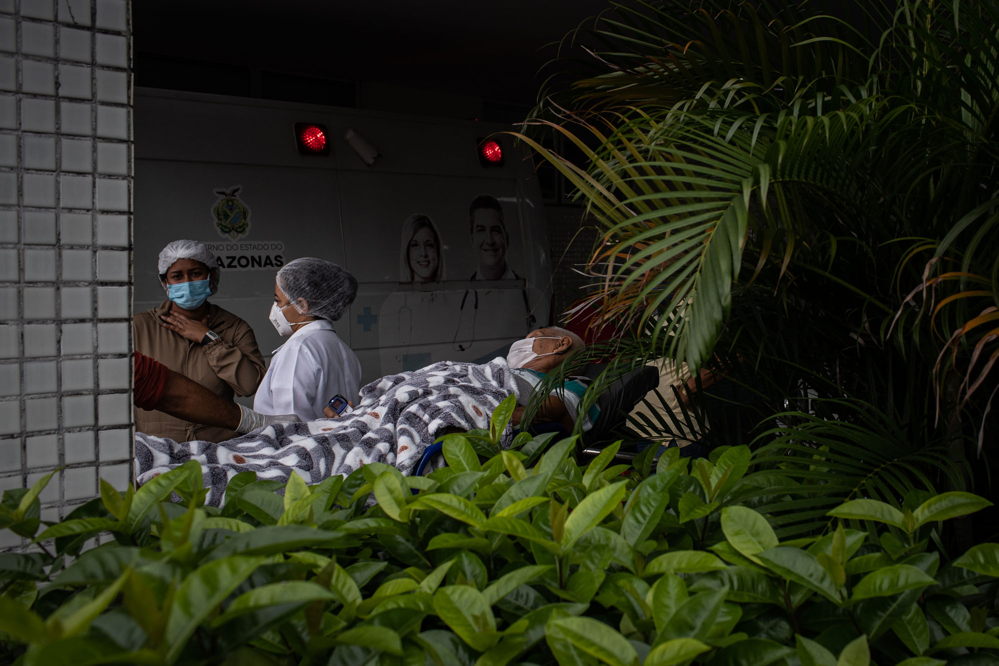 Caos na Pandemia: Amazonas enviará pacientes para quatro estados e Brasília