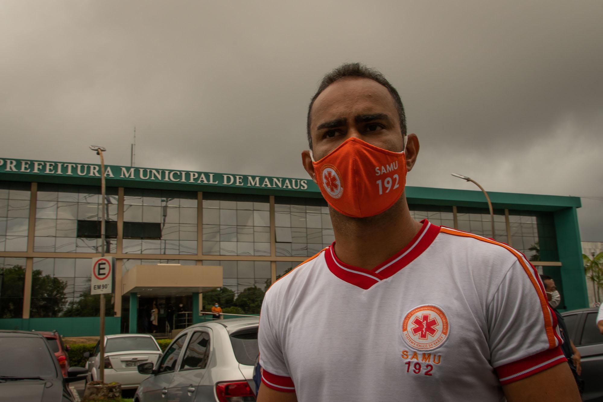 Socorrista do Samu diz que pediu à Pazuello hospitais da Marinha no Amazonas
