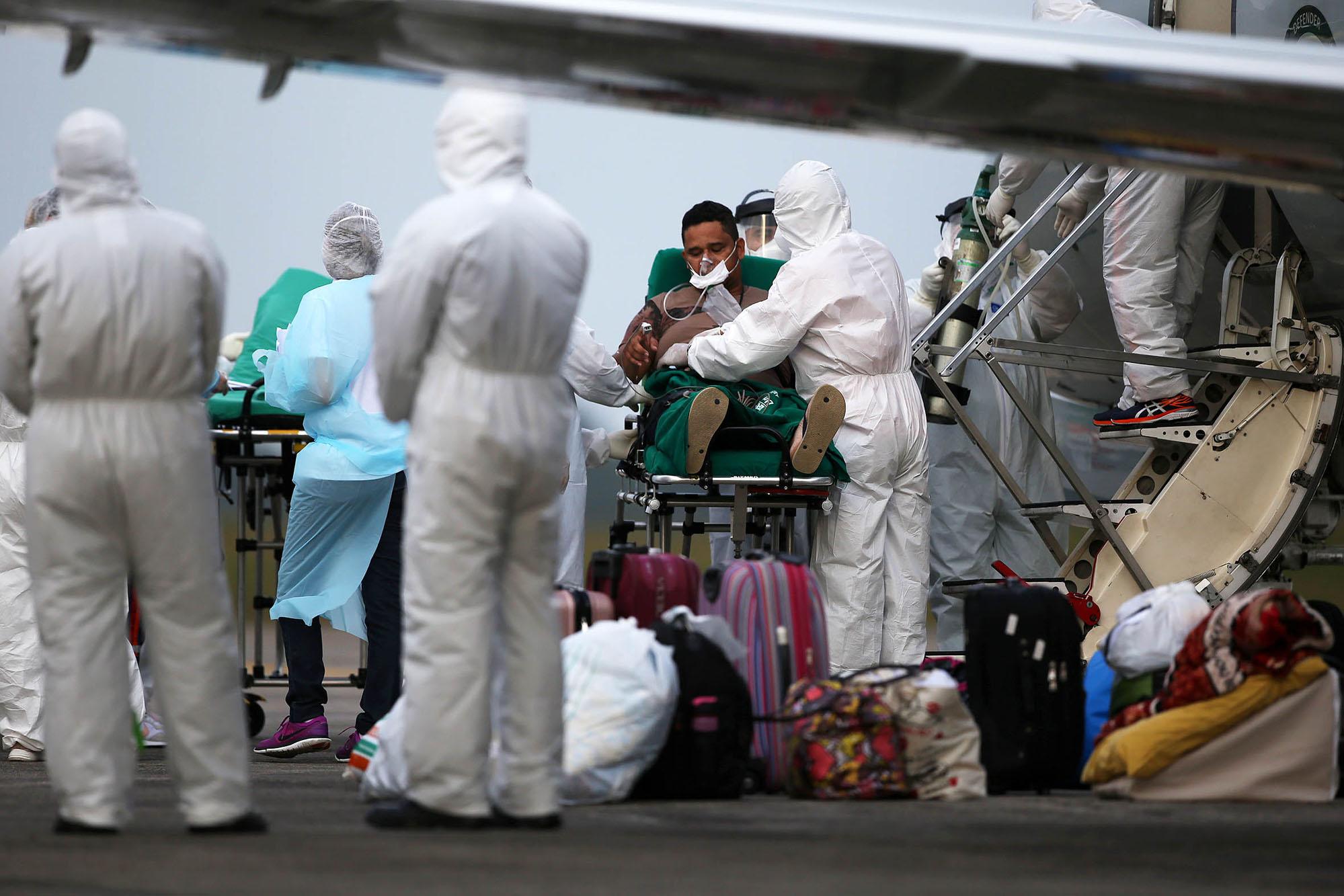 Caos na Pandemia: Interior e outros estados sofrem com colapso da saúde em Manaus