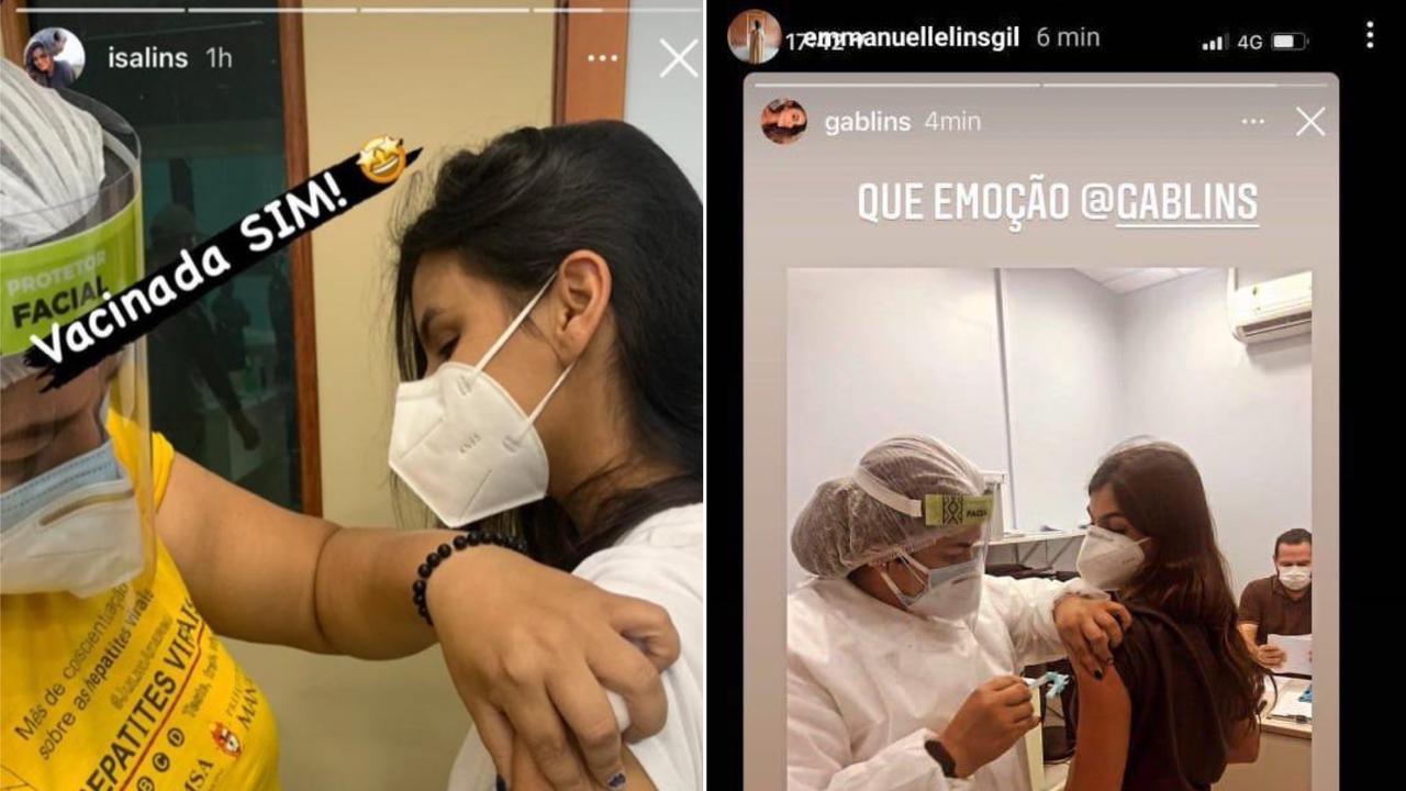 Vacinação VIP: Médicas recém-formadas furam a fila em Manaus