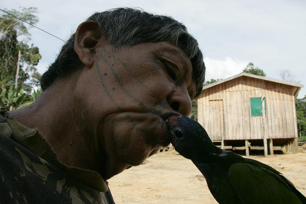 Morre de covid-19 o guerreiro Aruká, o último homem | Direitos Humanos
