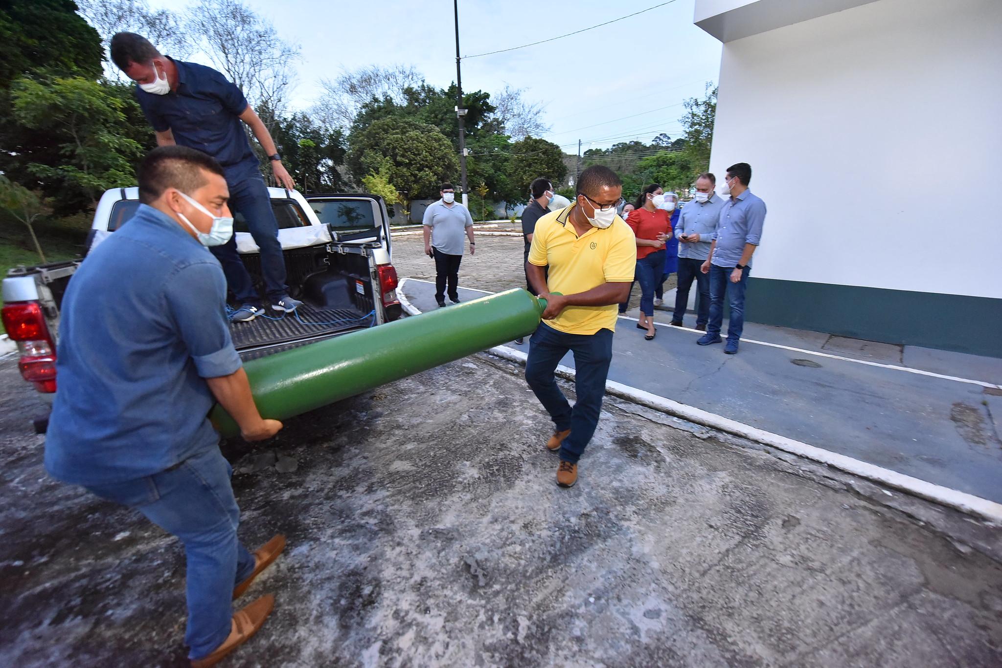 BR-319: Prefeito de Manaus aproveita crise de oxigênio para promover agenda anti-ambiental