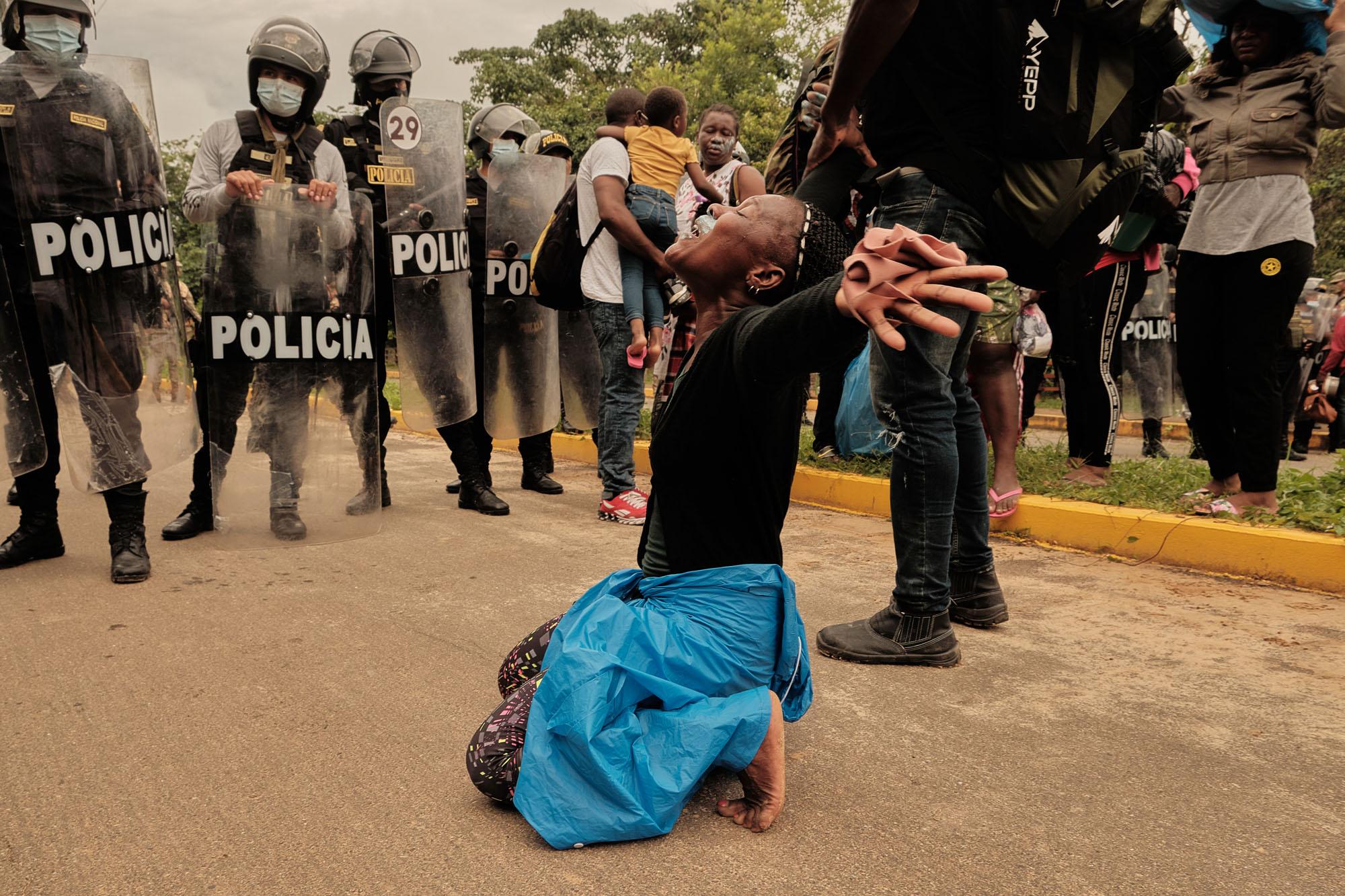 Justiça pede explicação ao governo Bolsonaro sobre crise na fronteira do Peru