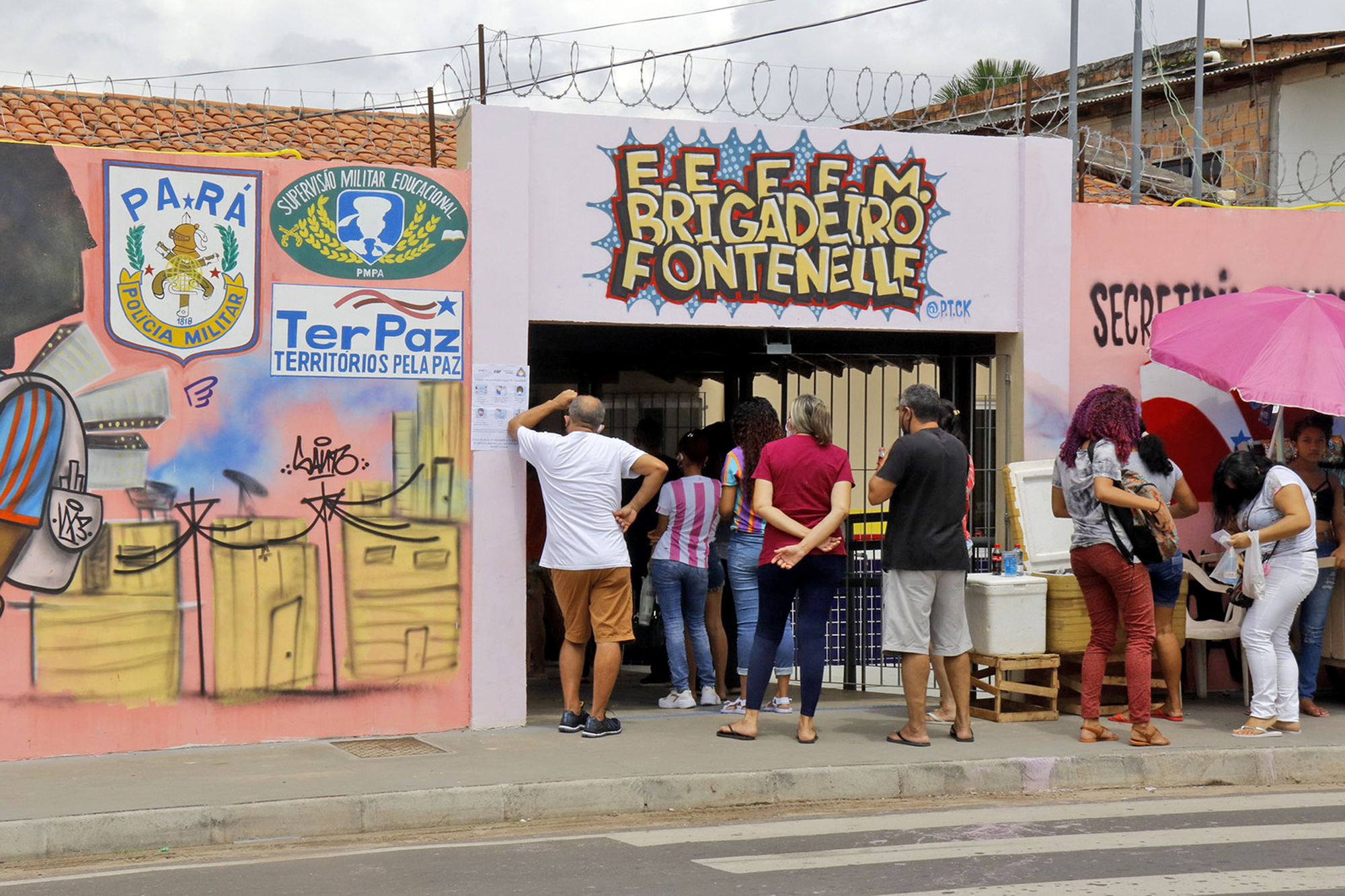 Esvaziamento do Enem revela a desigualdade no Pará
