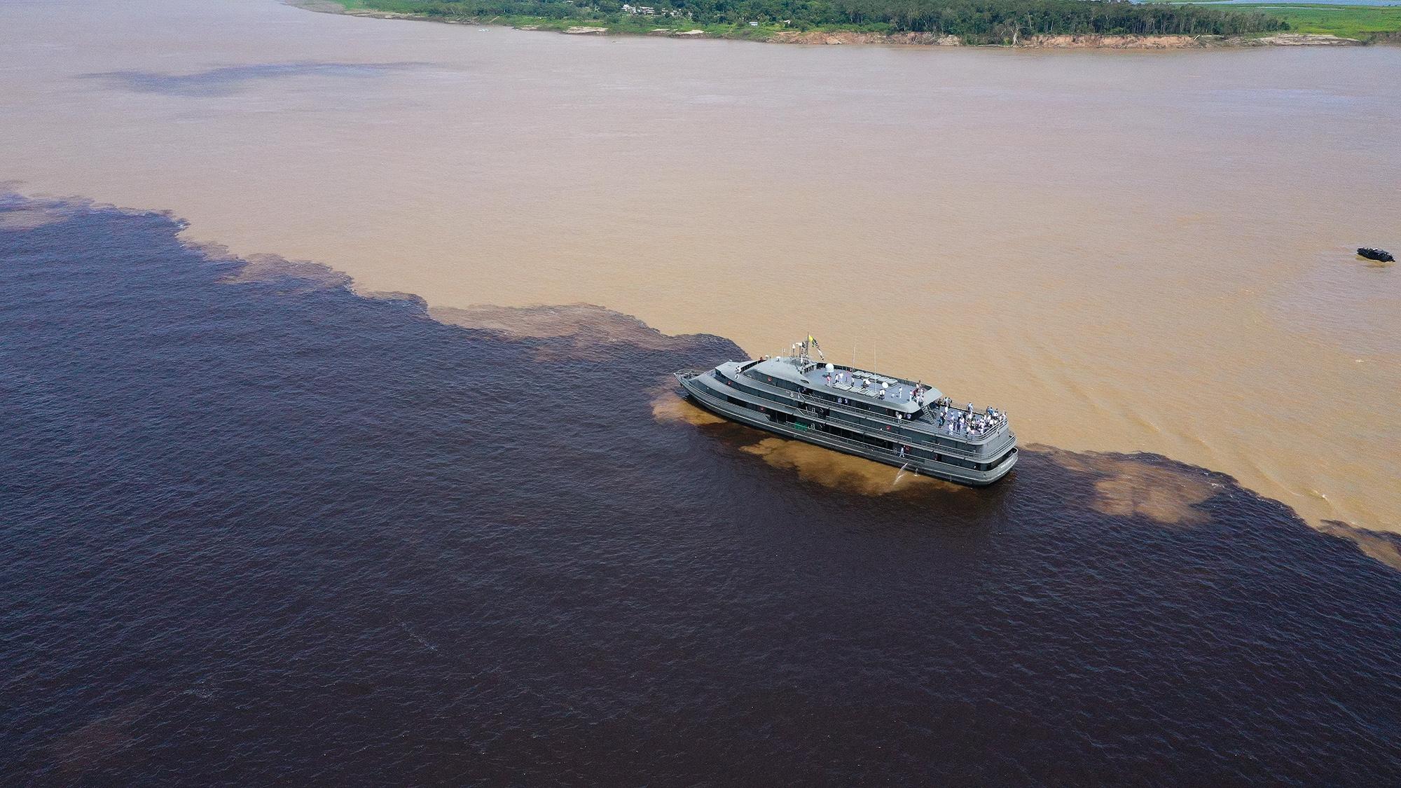 STF suspende ações do tombamento do Encontro das Águas
