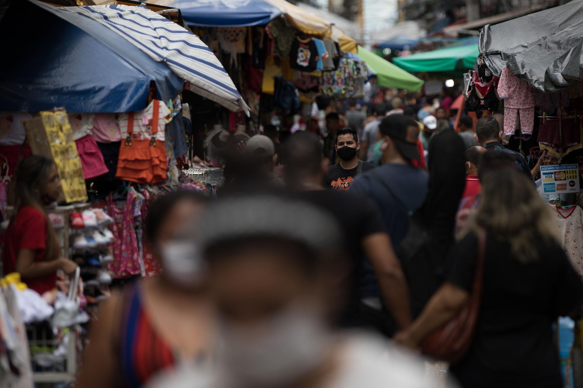 A pandemia e o inimigo interno