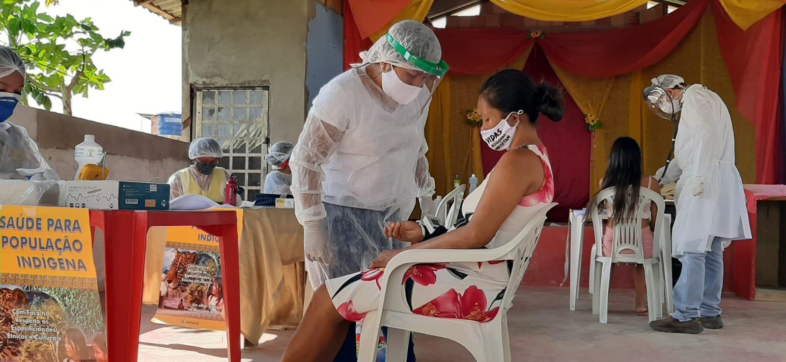 Um ano de pandemia: no Amazonas, a luta contra a negligência do Estado