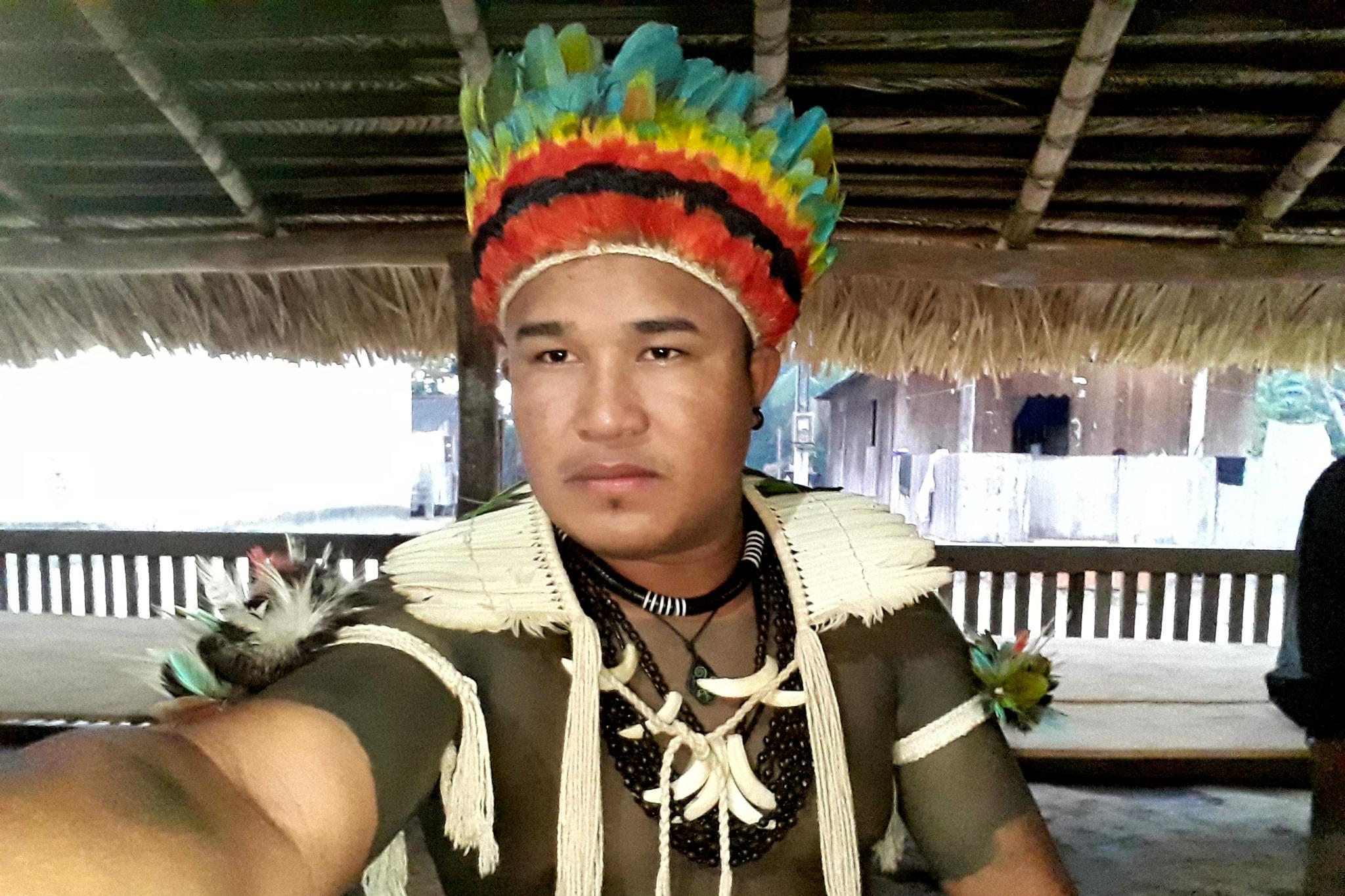 Líder Tenharim denuncia assédio moral de militar da Funai