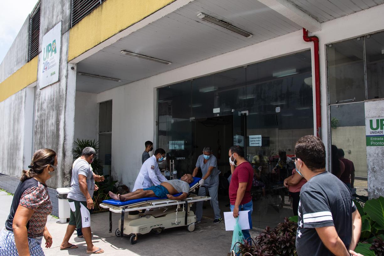 Um ano de pandemia: a luta por atendimento no Pará