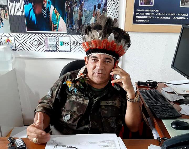 Militar da Funai é acusado de desviar patrimônio de indígenas Mura