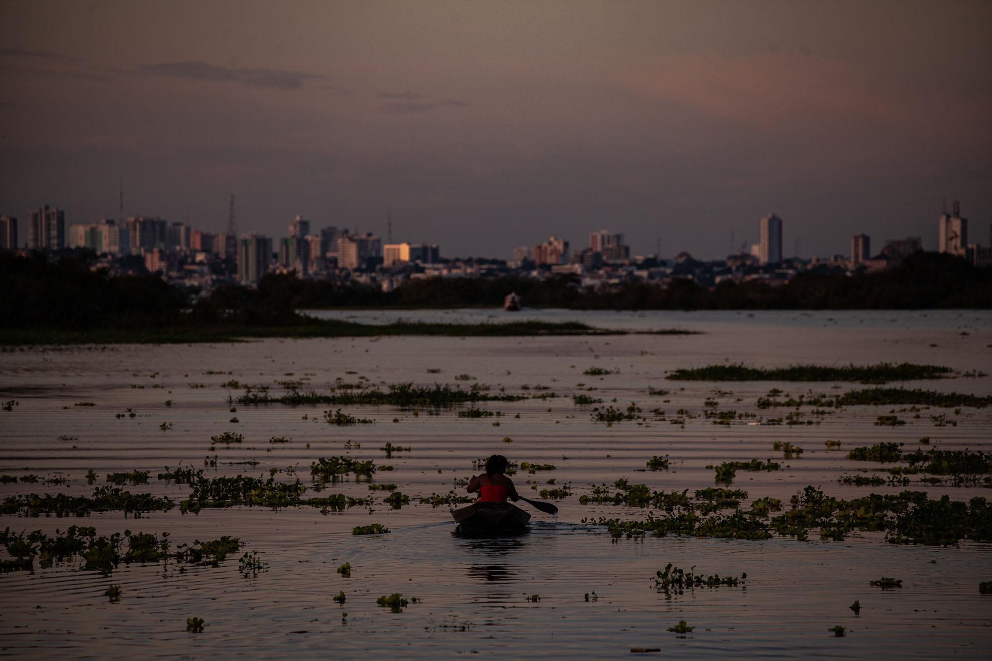 Amazonas deve ter cheias severas em 2021