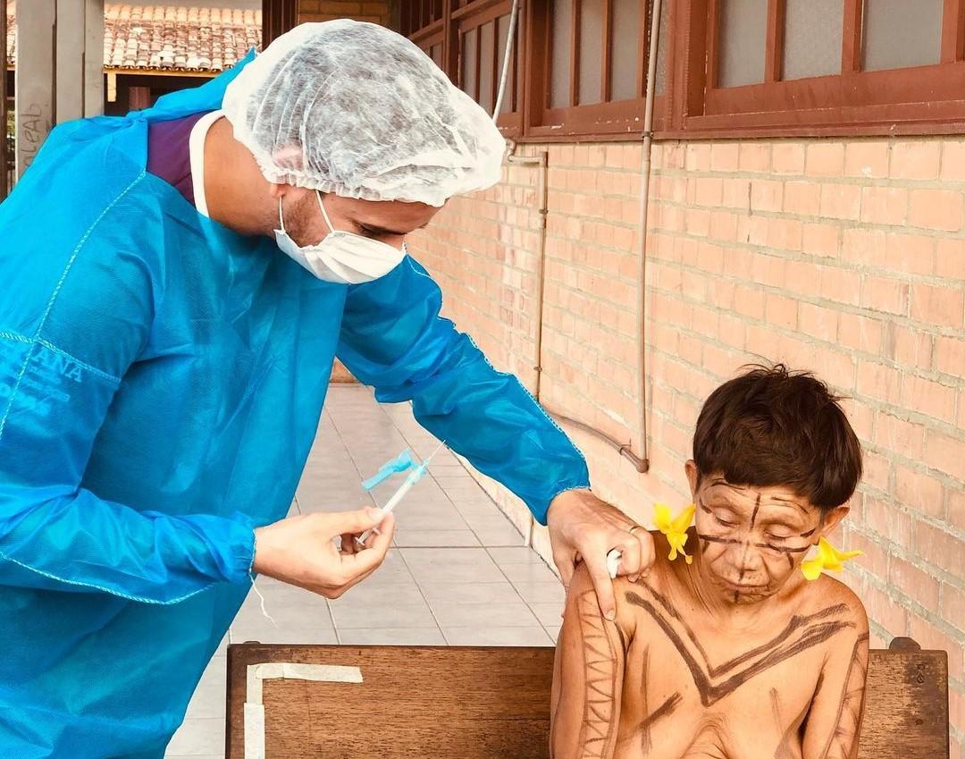 Denúncia: 106 vacinas para Yanomami foram desviadas