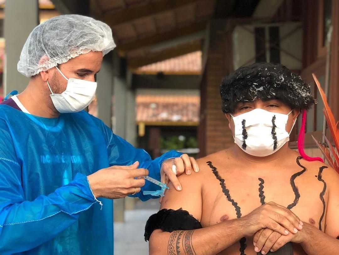 Prefeitura de Boa Vista quer usar vacinas de indígenas