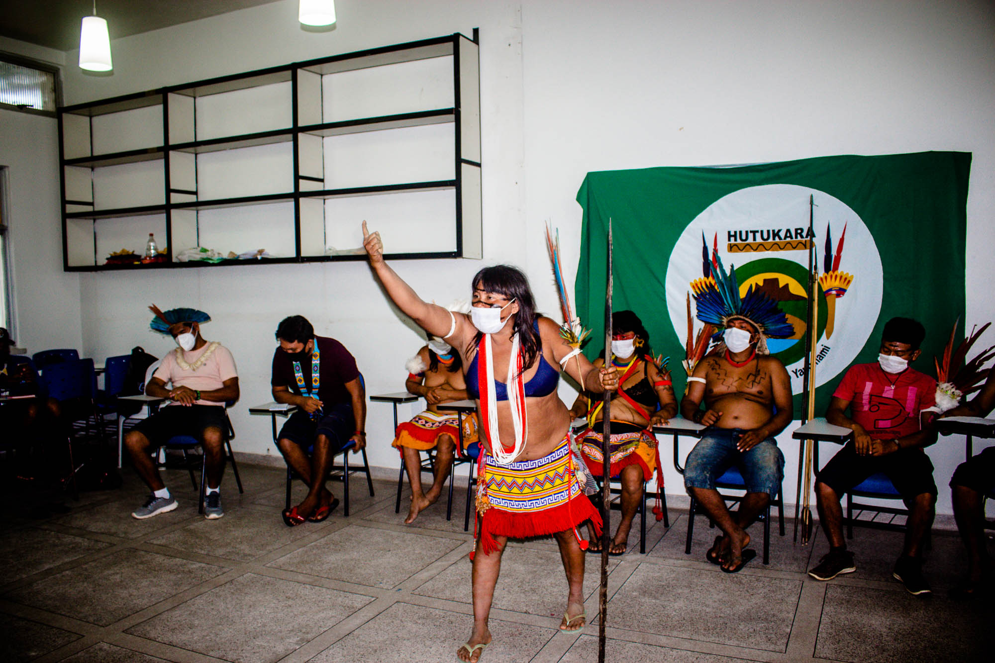 Duas crianças Yanomami aparecem mortas depois de ataque de garimpeiros