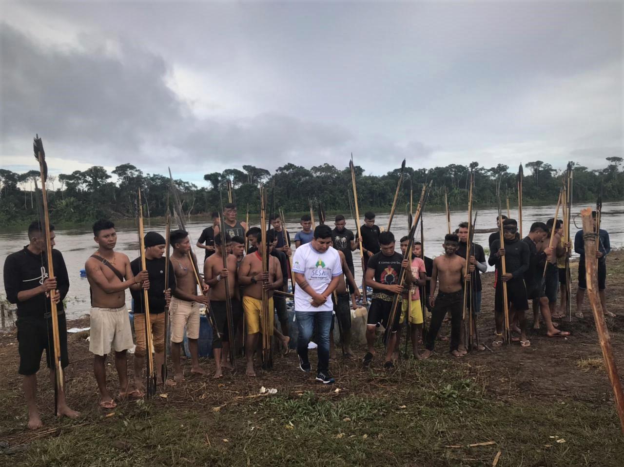 Garimpeiros ligados ao PCC atacam aldeia Yanomami