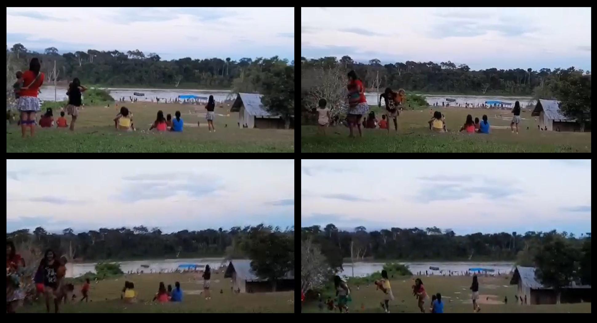 """""""Nossos parentes estão descobertos, vazios"""", diz Dário Yanomami sobre a ausência do Exército e da PF na aldeia atacada, em Roraima"""