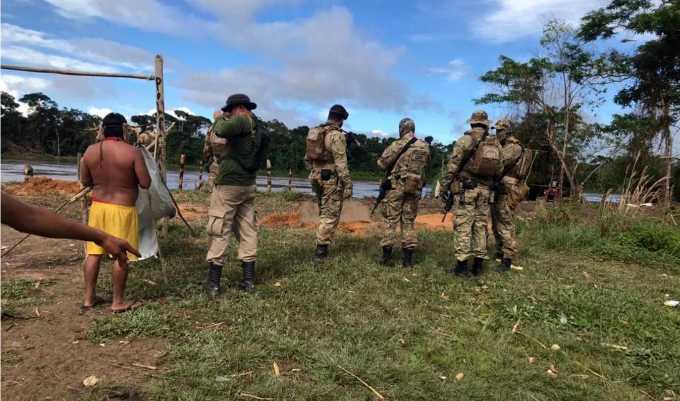 Como o PCC se infiltrou nos garimpos em Roraima