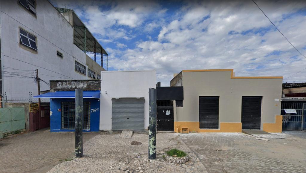 Fachadas de onde consta o endereço oficial da Gold Joias em Boa Vista (Imagem Google Street View)