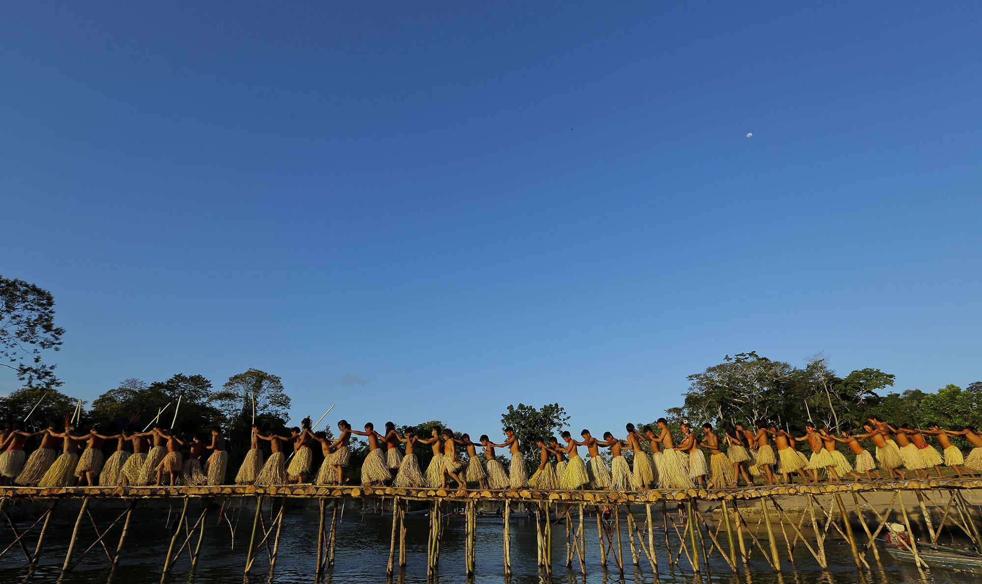 Com pandemia, povo Yawanawa prioriza segurança alimentar e resgate de modo de vida tradicional