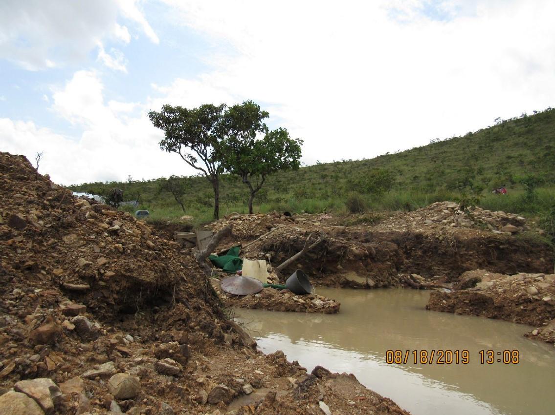 Povo Macuxi denuncia garimpo ilegal na Terra Indígena Raposa Serra do Sol