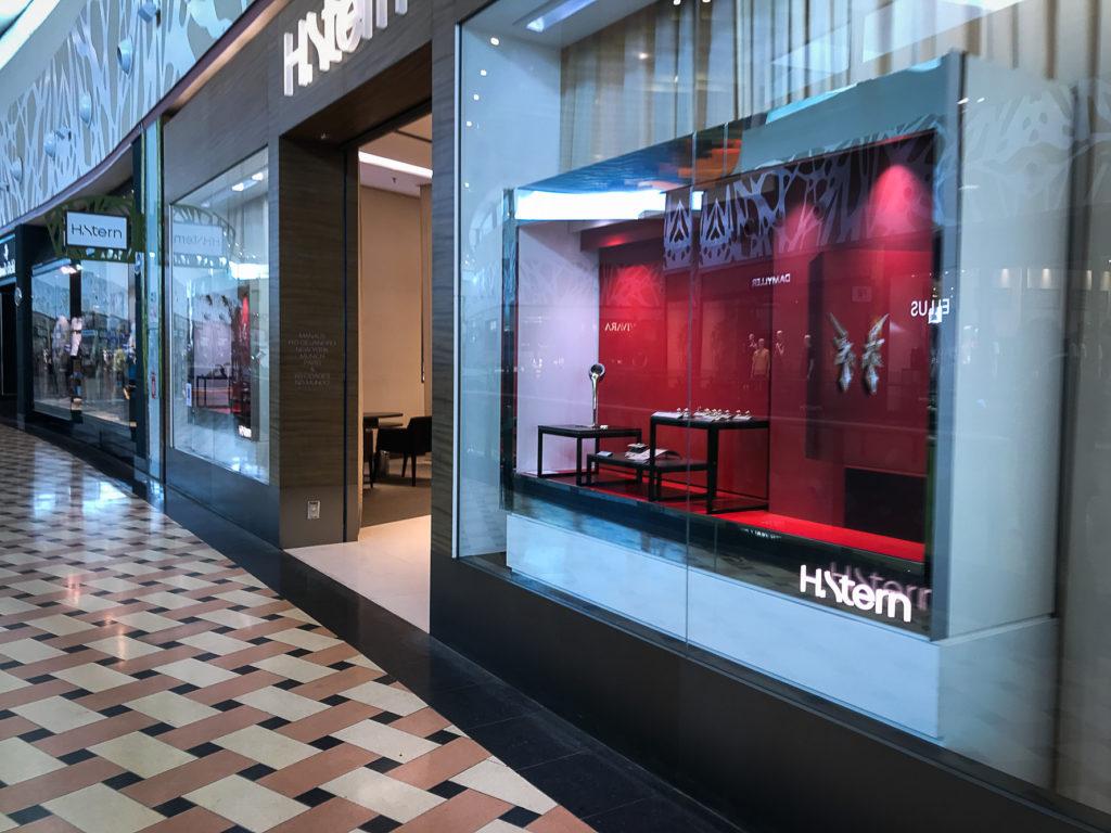 HStern store at the Manauara Shopping mall, in Manaus (Photo: Bruno Kelly/Amazônia Real)