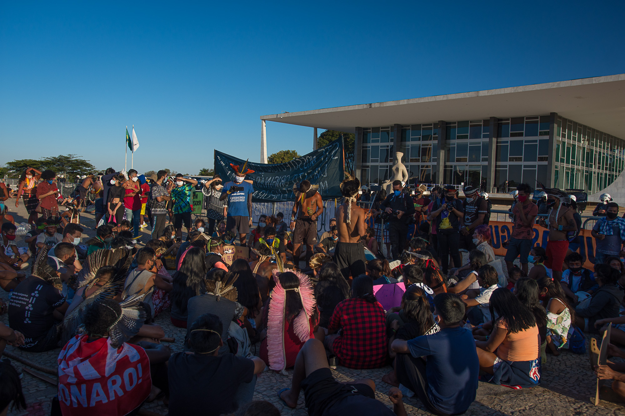STF adia julgamento do marco temporal das Terras Indígenas