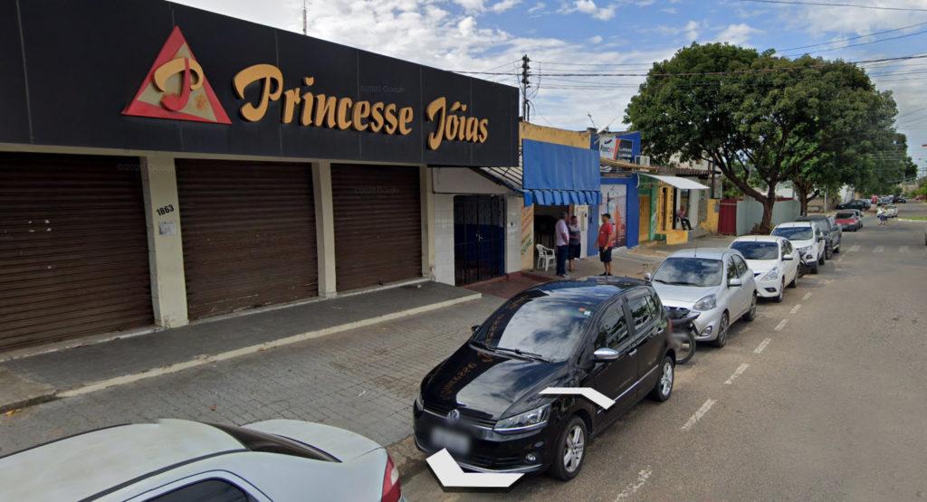 Rua do Ouro em Boa Vista (Imagem Google Street View)