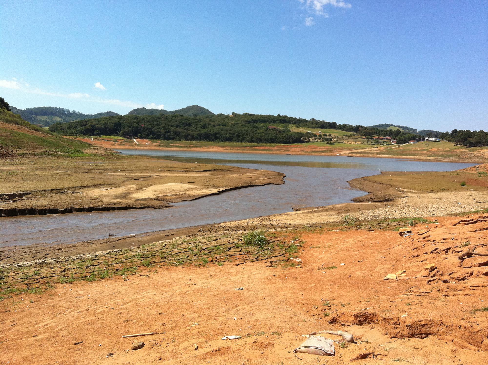 As lições dos eventos climáticos extremos de 2021 no Brasil: 2 - A seca no  Sudeste - Amazônia Real