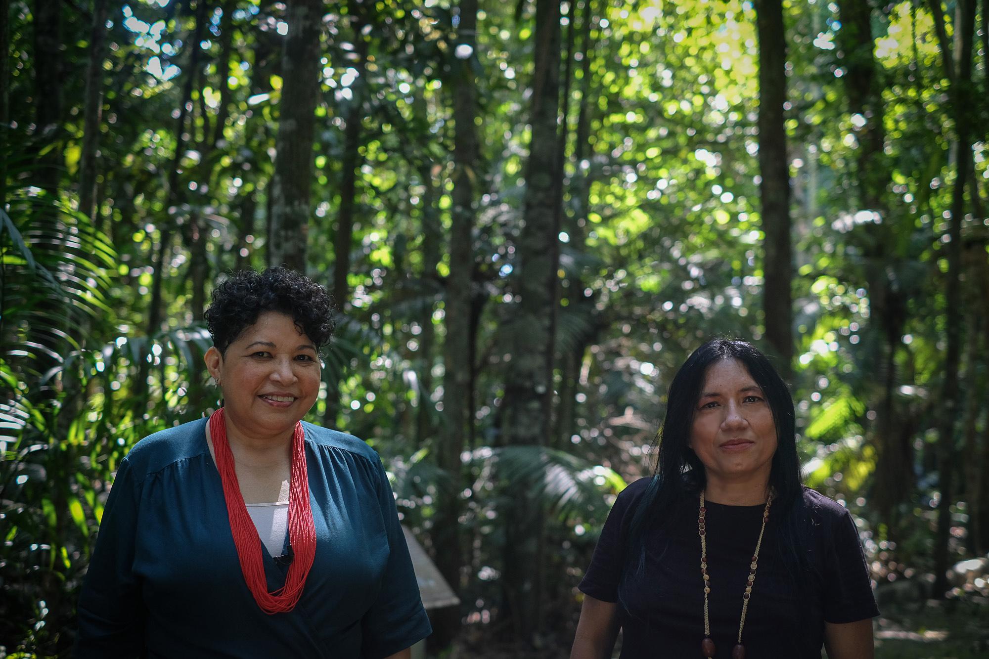 Elaíze Farias e Kátia Brasil serão homenageadas no 16º Congresso da Abraji