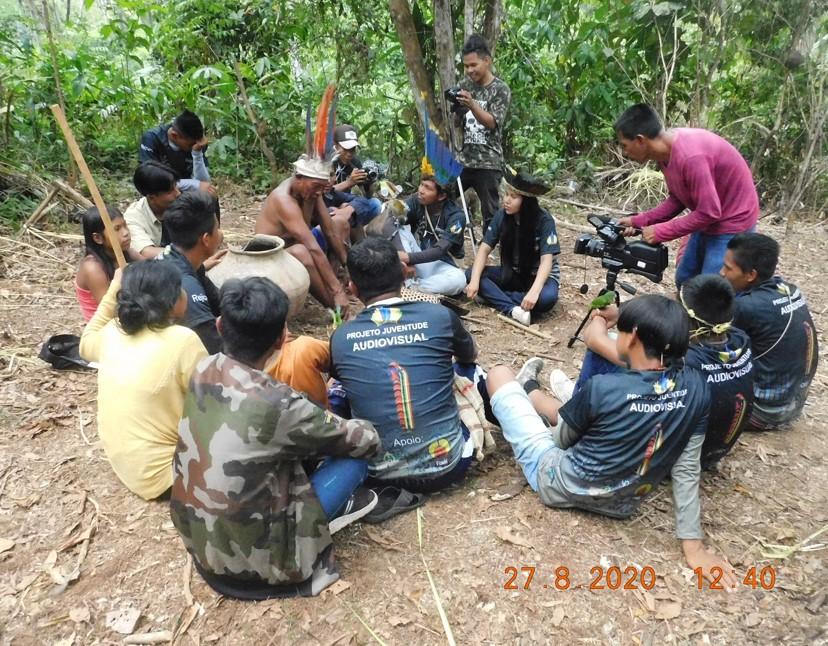 Resistência e saberes dos Tikuna de Umariaçu 2 na pandemia