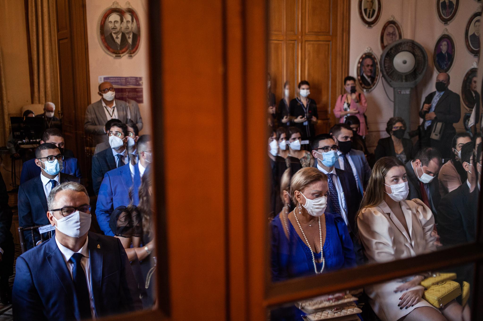 A Justiça amazonense de volta ao Palácio