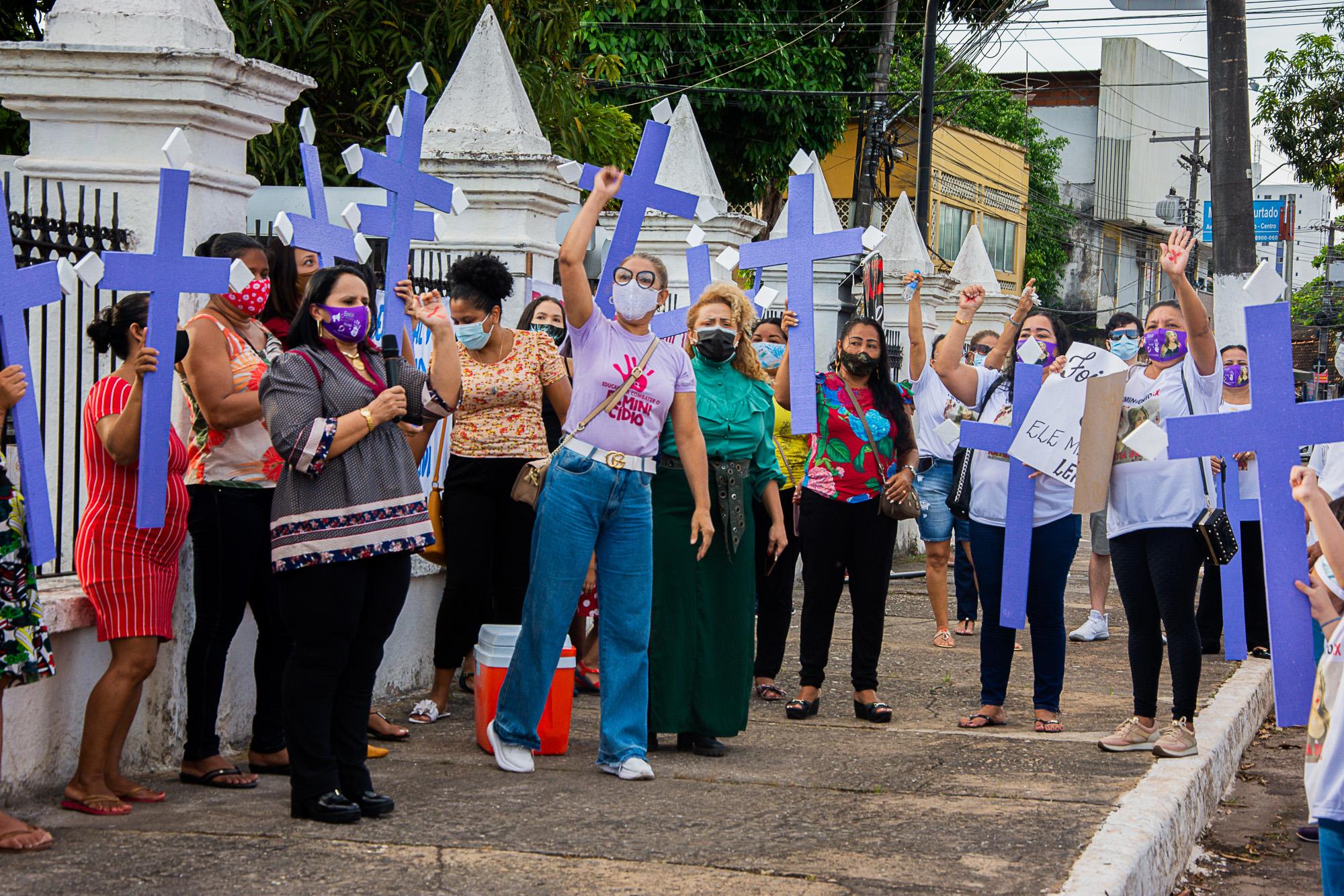 No Amapá, feminicídio é um crime que não se apaga