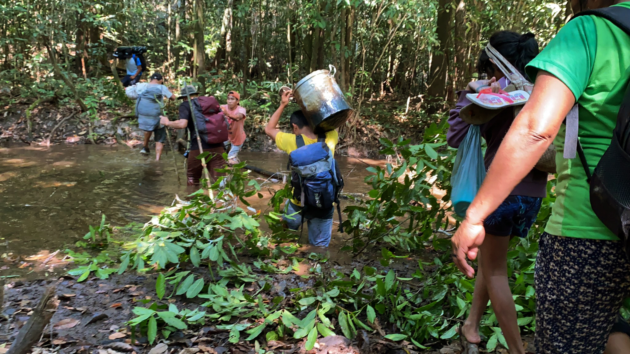 Povo Munduruku retoma autodemarcação da TI Sawré Muybu