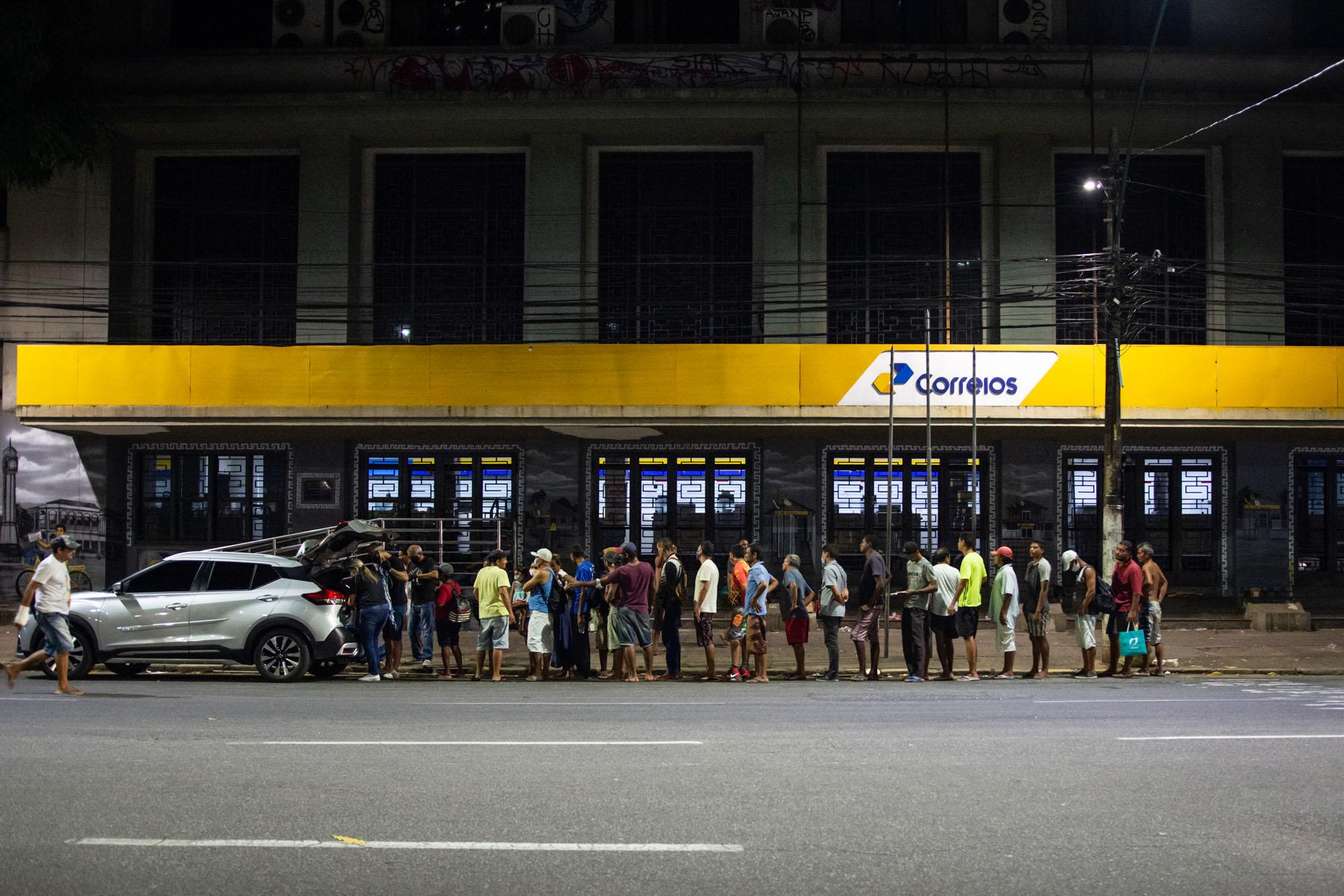 Invisível e desamparada, população de rua aumentou  em Belém durante a pandemia