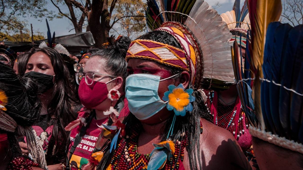 Mulheres Indígenas irão acompanhar julgamento do marco temporal