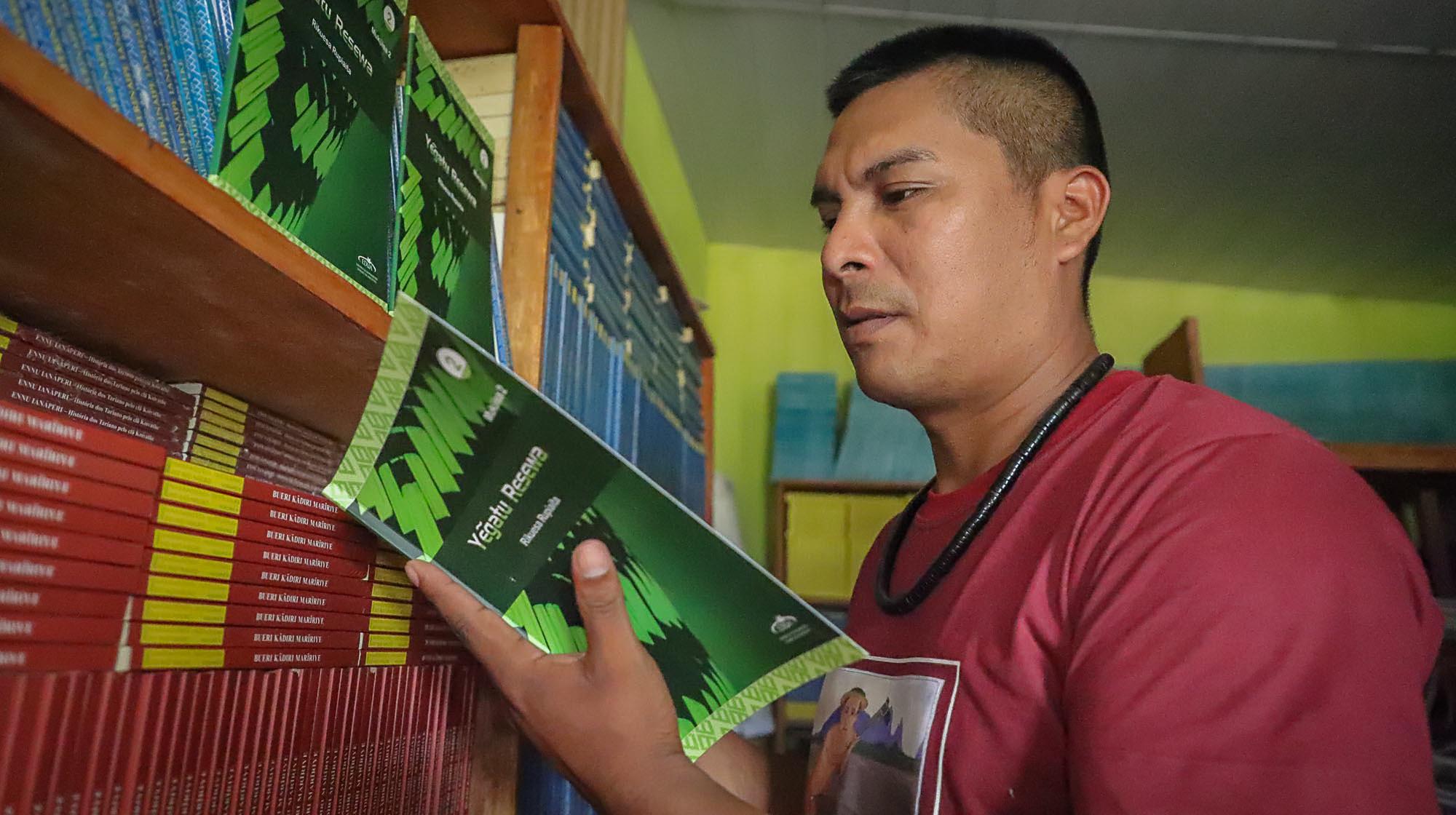 Indígenas querem fundar a 1ª Academia da Língua Nheengatu