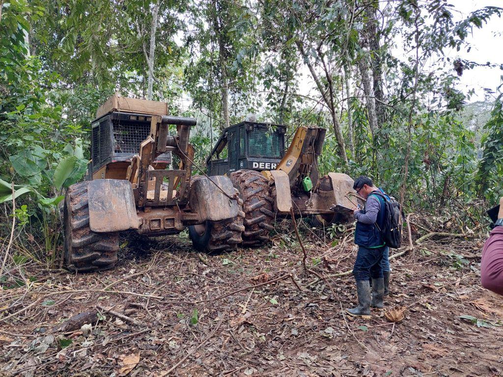Rodovia no Peru ameaça  territórios indígenas no Acre